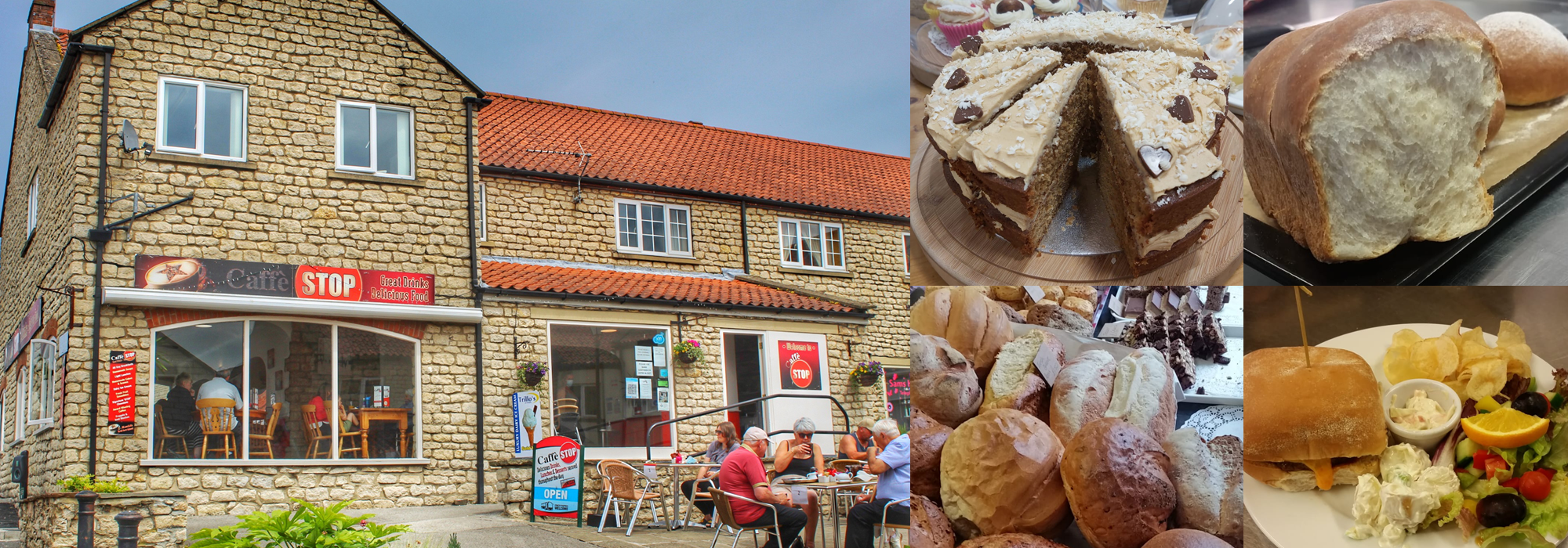 Caffe Stop :: Pickering, North Yorkshire